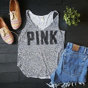 🌼 Pink Victoria's Secret Tank Top